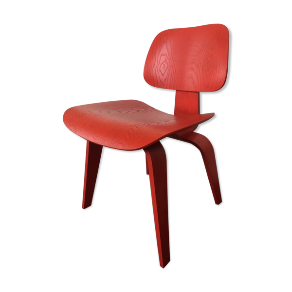 Selency Chaise DCW par Charles et Ray Eames pour Vitra