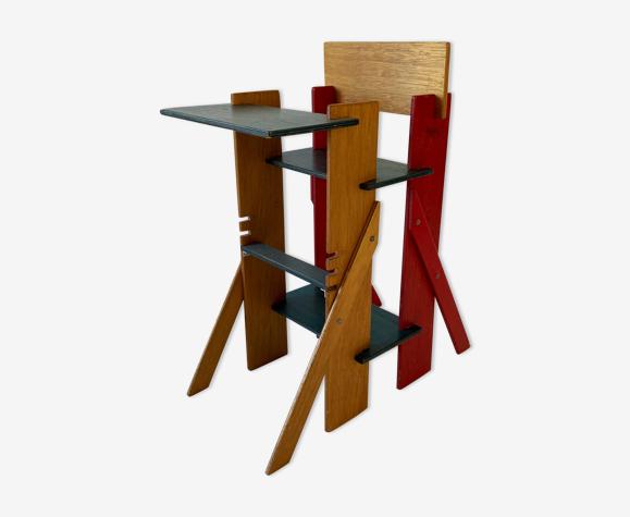 Chaise haute enfant Bauhaus