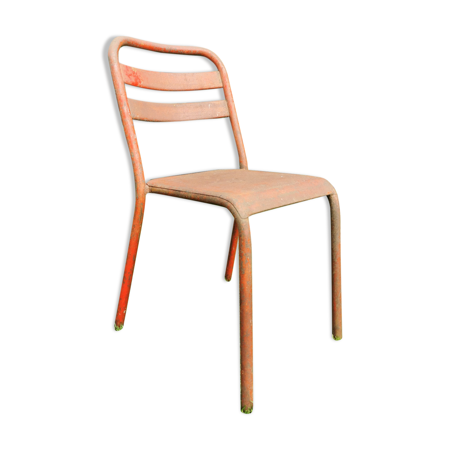 Chaise bistrot Tolix