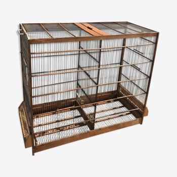Cage à oiseaux 1900
