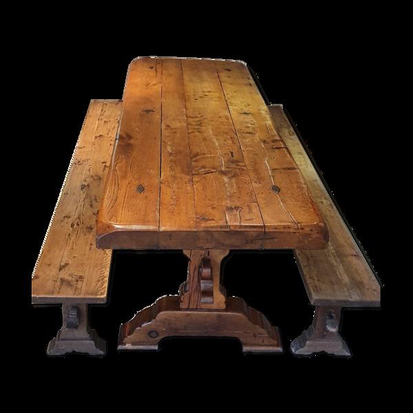 Selency Table et bancs