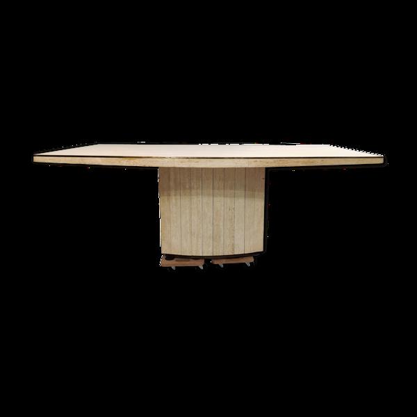Table à manger années 1970