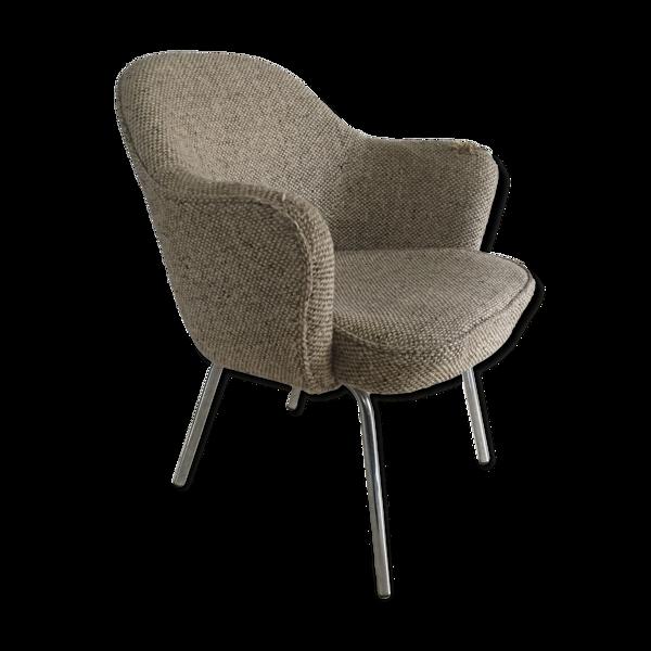 Fauteuil Conférence par Eero Saarinen pour Knoll