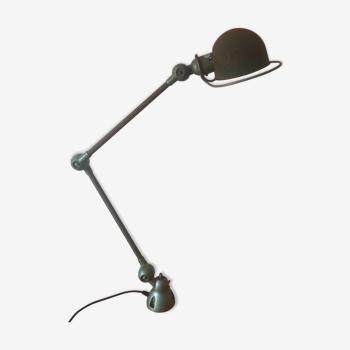 Lampe 2 bras Jieldé  circa 1950