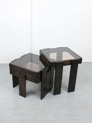 Tables gigognes, Gianfranco Frattini, 1960