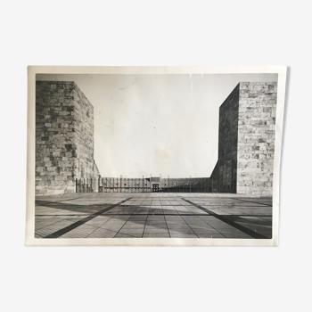 Photo stade berlinois, années 30
