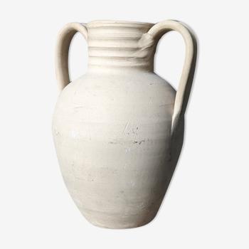 Vase signed Hillstonia pottery 50s