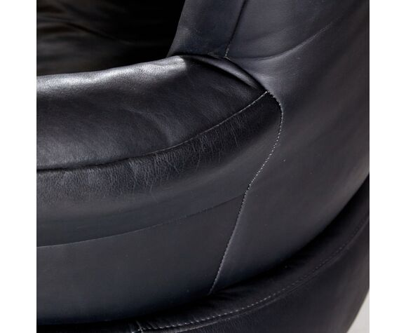 Canapé cuir
