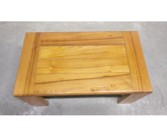 Table basse de Charlotte Perriand