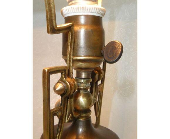 Lampe de table Art nouveau
