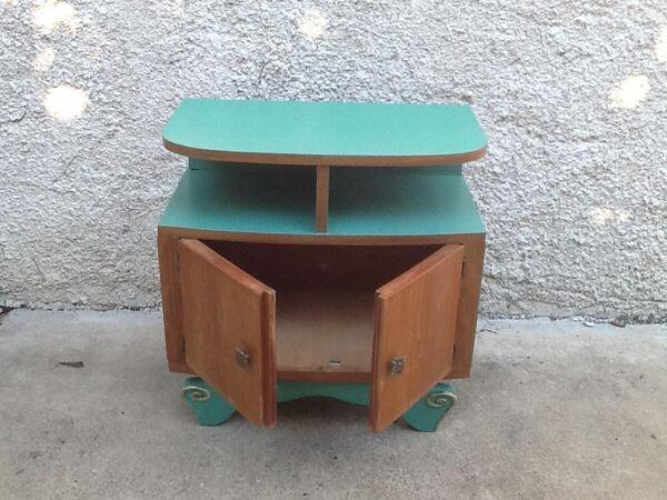 Table de chevet des années 30