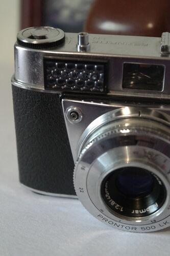 Appareil photo vintage kodak Retinette 1B
