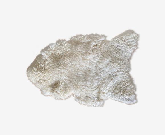 Peau de mouton naturelle