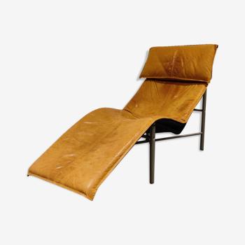 Chaise longue par Tord Björklund pour Ikea, années 1980