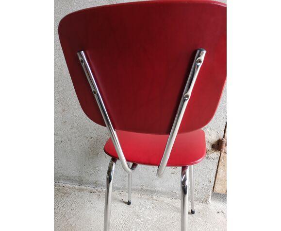 Chaise vintage années 60