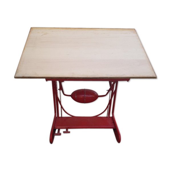 Table d'architecte Oza 1950