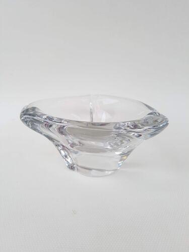 Cendrier en  cristal Daum France