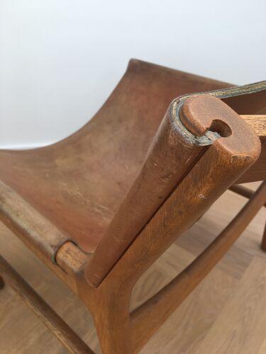 Illum wikkelsø pour mikael laursen chaise longue modèle 103.
