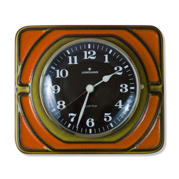 Horloge Junghans années 70