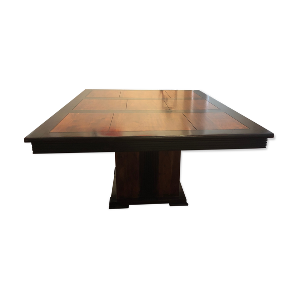 Selency Table acacia massif