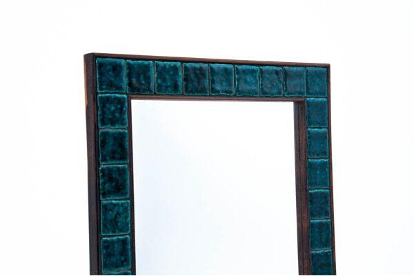 Miroir, Danemark, années 1960 - 101x49cm
