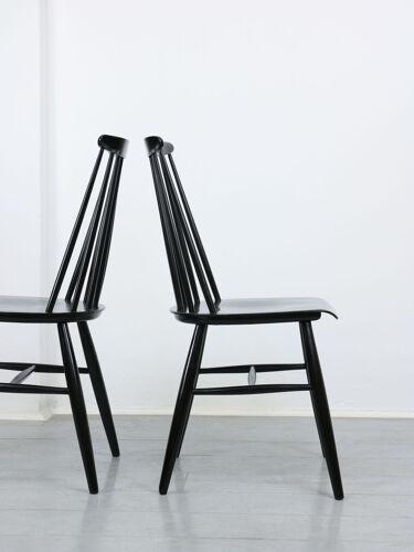 Paire de chaise Fanet par Ilmari Tapiovaara, années 1960