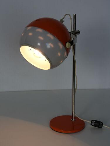 lampe de table big vintage space-age