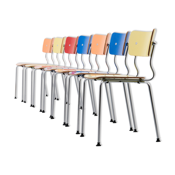 Chaise Arena 022 en formica