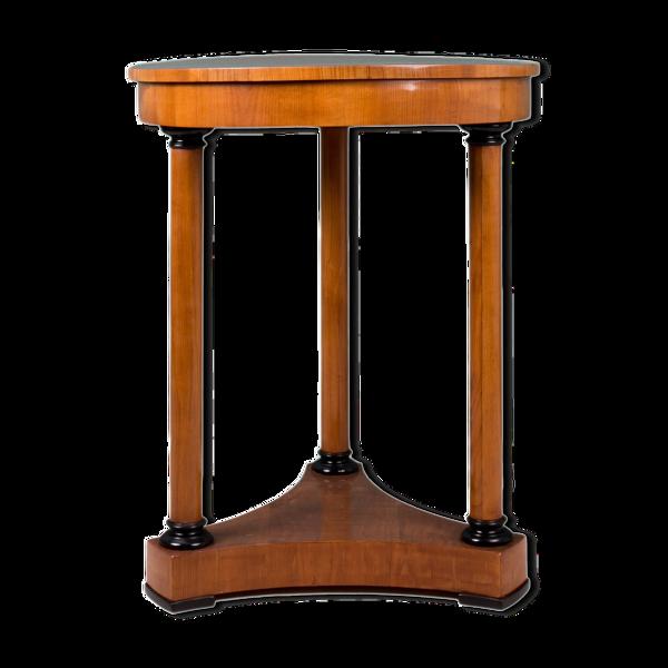 Table basse biedermeier 19ème siècle Allemagne