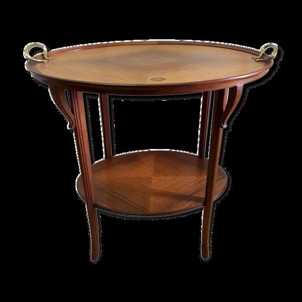 Selency Table à thé Majorelle