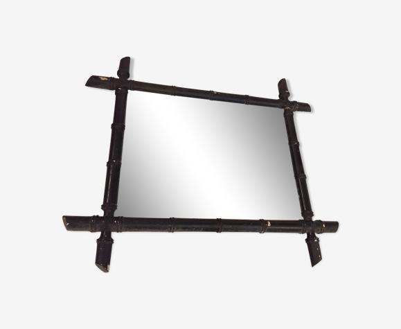 Miroir bambou 1920