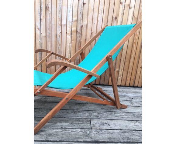 Chaise longue transat chilienne