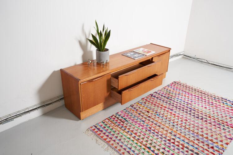 Enfilade basse ou meuble tv vintage