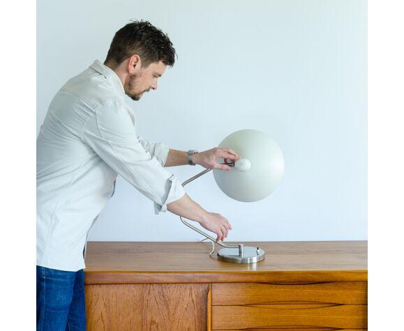 Lampe de bureau, «modèle n°. 8» de Clay Michie - Knoll Associates