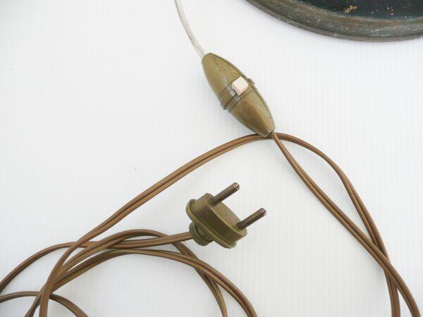 Lampadaire typique 1950 à 3 bras flexibles années 50 vintage design 50's
