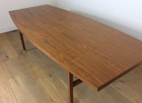 Mid-century conference table