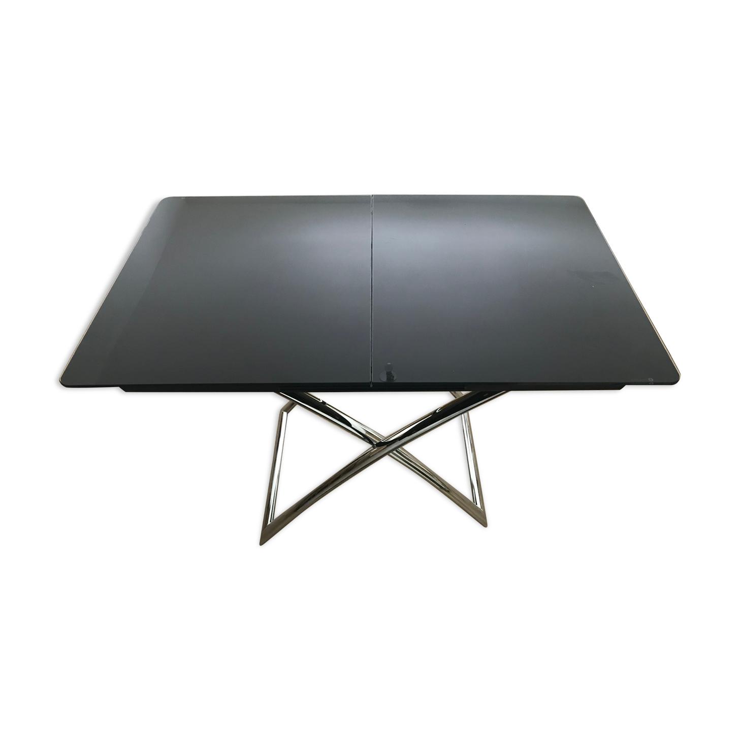 Table extensible en verre Calligaris Magic J