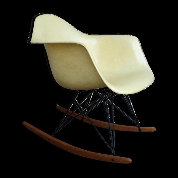 Fauteuil RAR par Charles & Ray Eames pour Zenith Plastics, Rope Edge, 1950