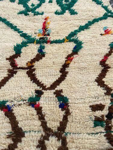 Tapis marocain vintage talsint 75x130 cm