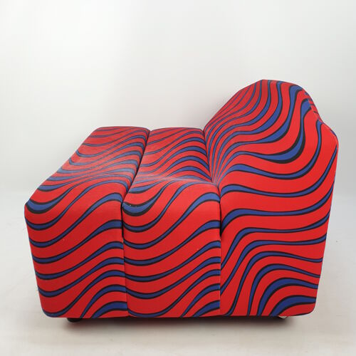 Fauteuil modèle ABCD par Pierre Paulin pour Artifort, années 1990