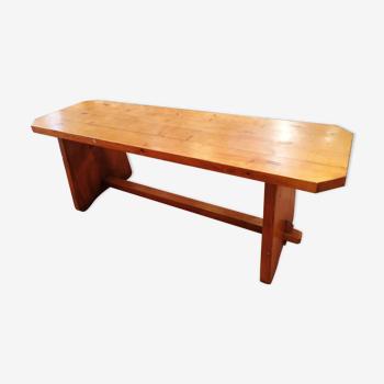 Table de ferme vers 1950