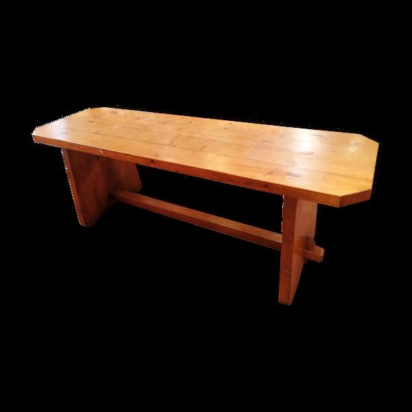 Selency Table de ferme vers 1950
