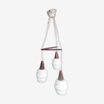 Louis Kalff boomerang chandelier for Philips