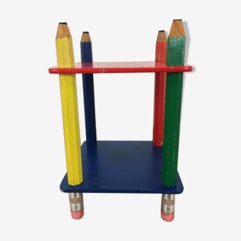 Chevet enfant crayon de Pierre Sala