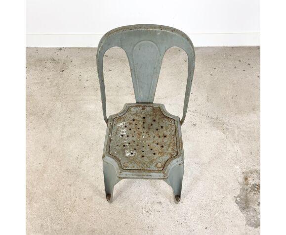 Chaise de bistro fibrocit industriel