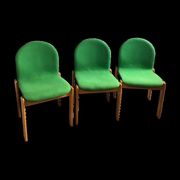 Set de 3 chaises