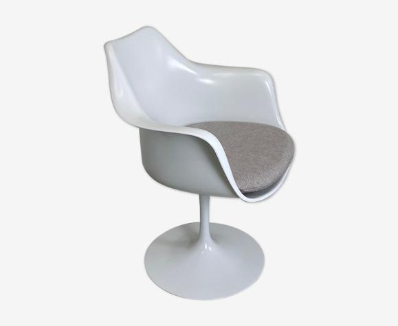 Tulip arm chair Eero Saarinen for Knoll International, 1960s