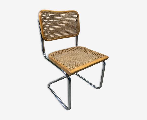Chaise B32 de Marcel Breuer