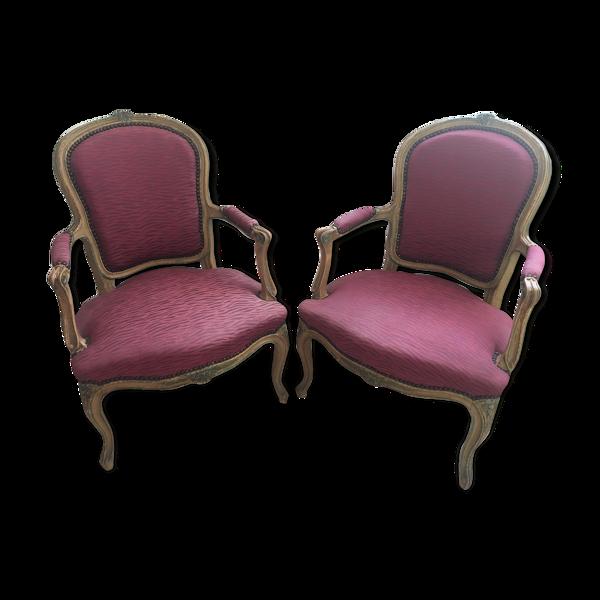 Cabriolets Louis XV