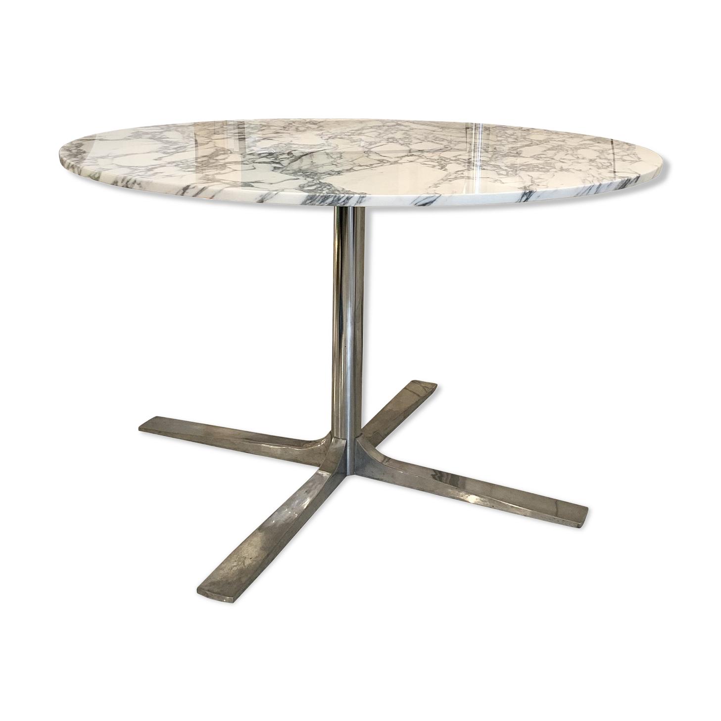 Table en marbre Roche & Bobois